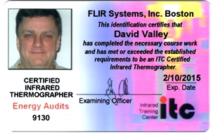 energy auditor certification