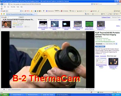 b-2 thermal imaging camera