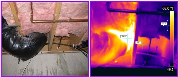 hvac heat loss