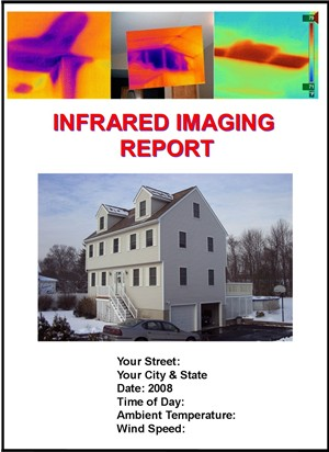 Sample infrared report